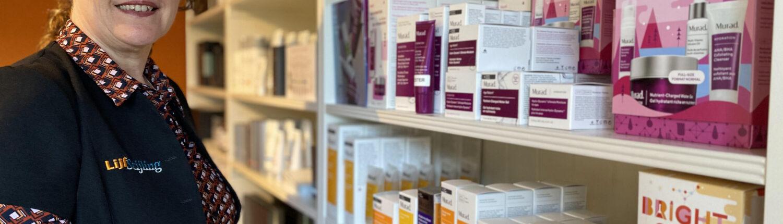 huidverzorging bij schoonheidssalon LijfStijling in Maren-Kessel, Oss, Den Bosch