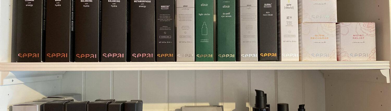 Sepai vegan huidverzorging bij schoonheidssalon LijfStijling Maren Kessel, Oss, Den Bosch